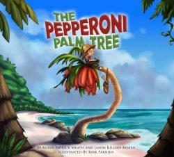 The Pepperoni Palm Tree